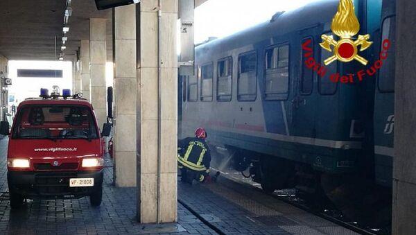 Treno in avaria in Toscana - Sputnik Italia