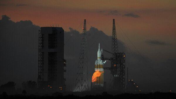 The Delta IV Heavy rocke - Sputnik Italia