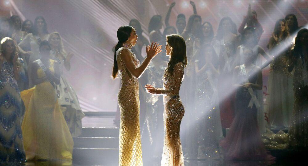 Il concorso Miss Universe