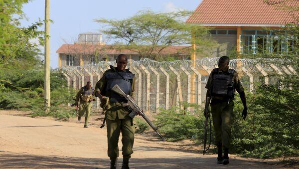 Militari in Kenya - Sputnik Italia