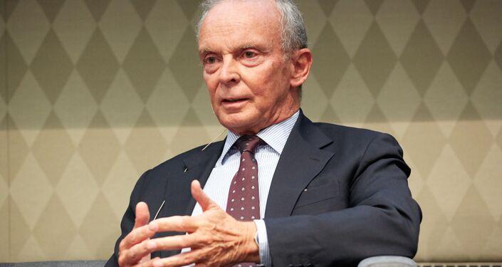 Ferdinando Nelli Feroci, ex commissario europeo per l'Industria e l'Imprenditoria