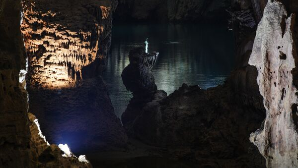 Una grotta in Vietnam - Sputnik Italia