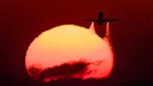 Un Boeing Aeroflot in volo - Sputnik Italia