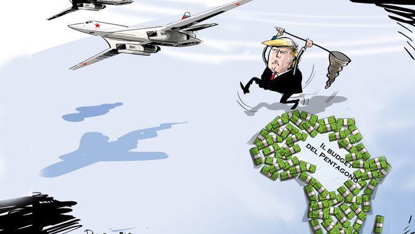 Trump sceglie come spendere i soldi - Sputnik Italia