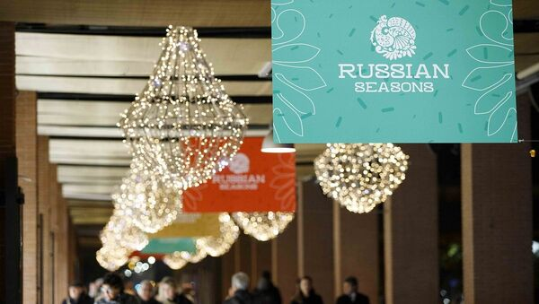 Russian Seasons - Sputnik Italia