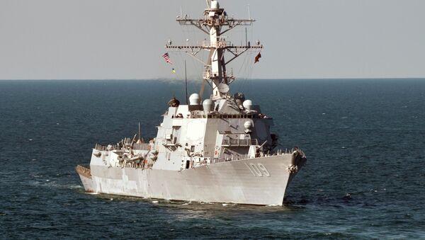 L'USS Jason Dunham (DDG 109) - Sputnik Italia