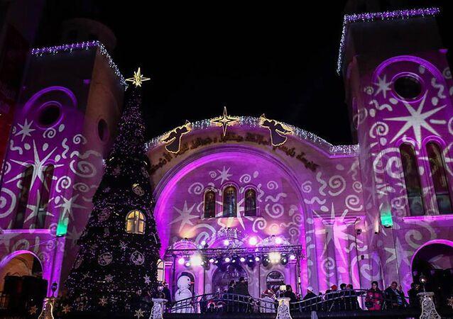 La Siria si prepara al Natale