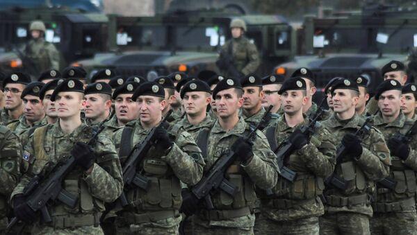 Esercito di Kosovo - Sputnik Italia
