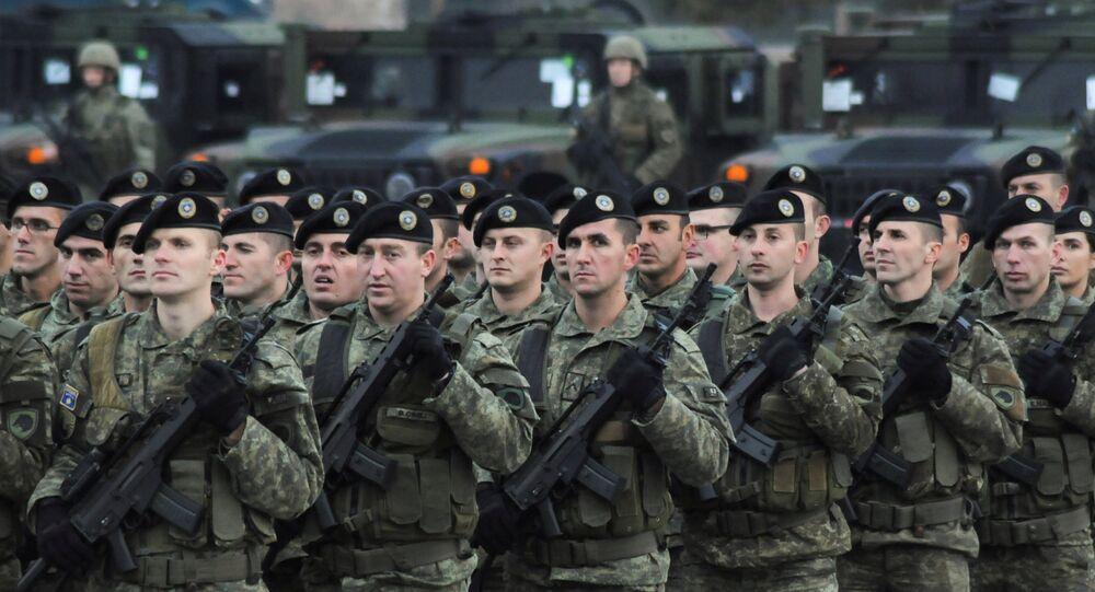 Esercito di Kosovo