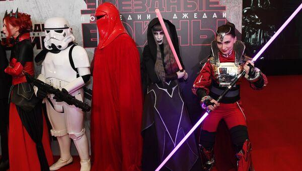 Moscow premiere of Star Wars: The Last Jedi - Sputnik Italia