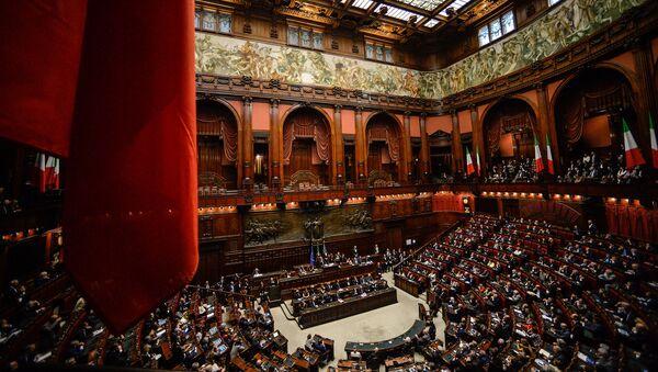 Il parlamento italiano - Sputnik Italia