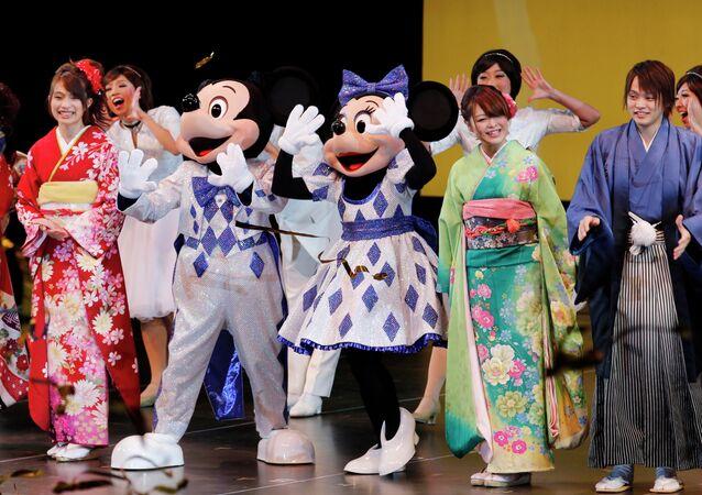 Disneyland a Tokyo
