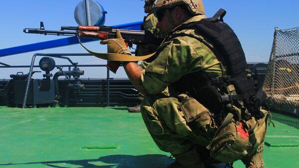 Ukrainian Special Forces Participate in Exercise Sea Breeze alongside US SOF - Sputnik Italia