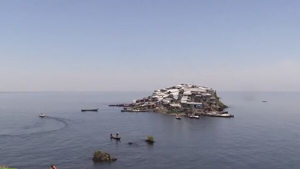 Isola Migingo - Sputnik Italia