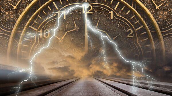 Time Machine - Sputnik Italia