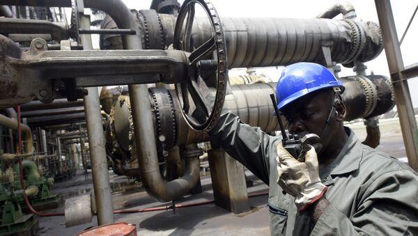 Lavoratori nel settore petrolifero - Sputnik Italia