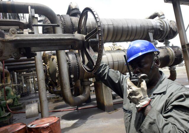 Lavoratori nel settore petrolifero