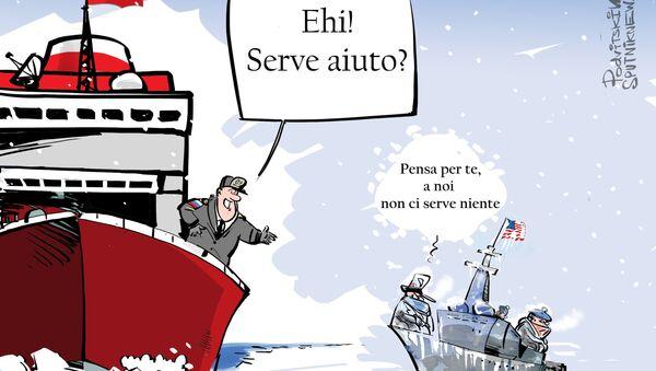 USA rinunciano a esercitazioni nell'Artico per non chiedere aiuto alla Russia - Sputnik Italia