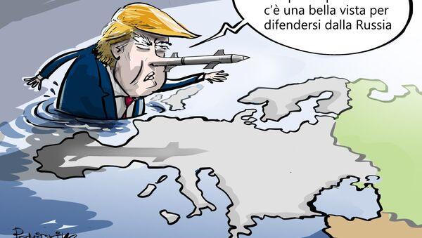 Trump sceglie il posto - Sputnik Italia