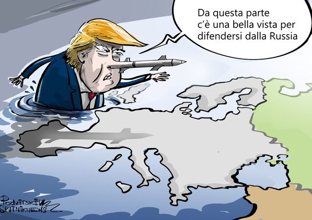 Trump sceglie il posto