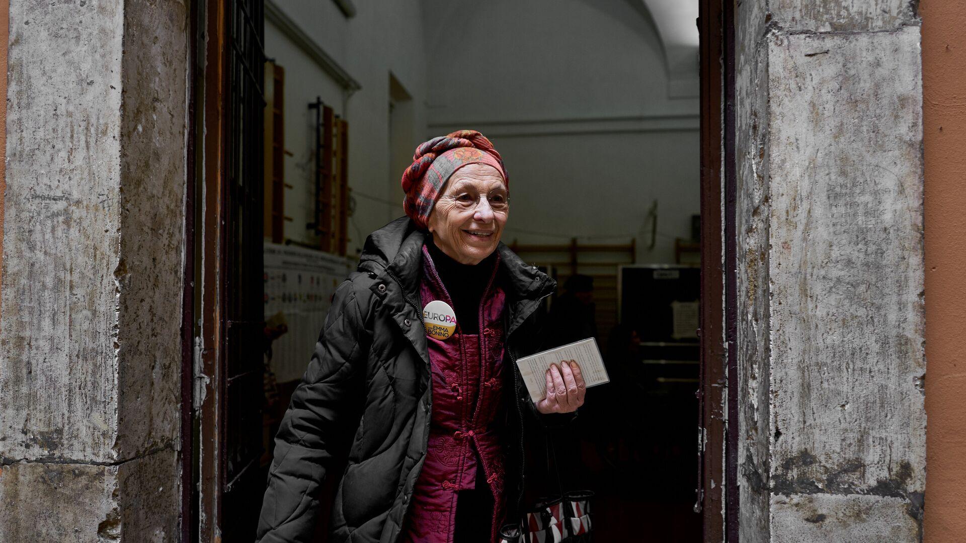 Emma Bonino - Sputnik Italia, 1920, 07.07.2021