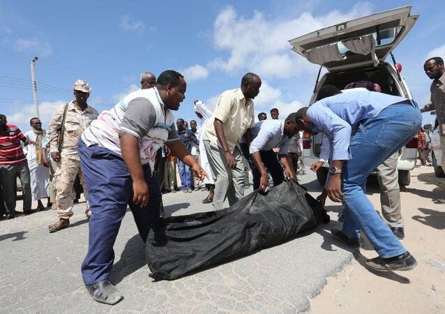 Autobombe a Mogadiscio