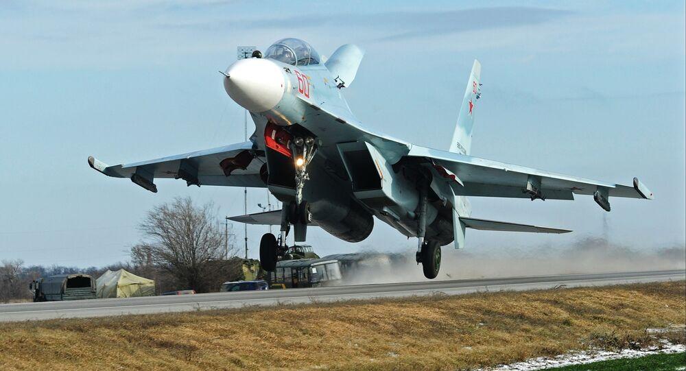 caccia Su-30M2