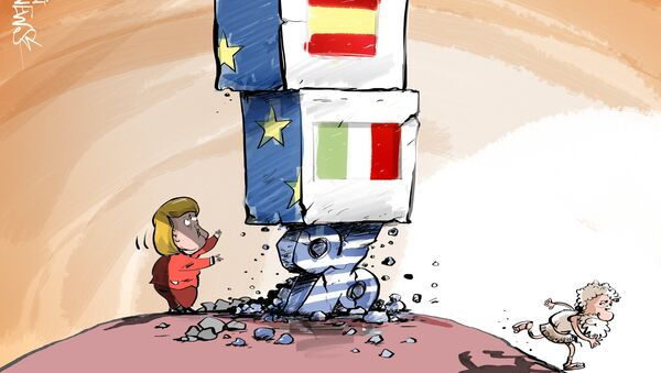 Grexit non esclusa - Sputnik Italia