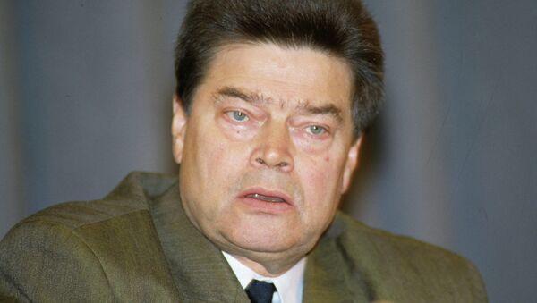 Boris Pankin, analista del Club Zinoviev dell'agenzia russa di stampa internazionale Rossiya Segodnya. - Sputnik Italia