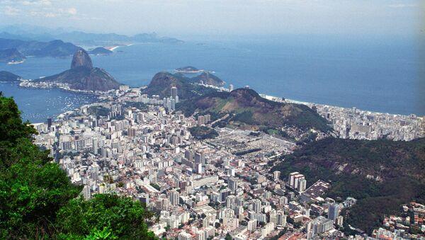 View of Rio de Janeiro - Sputnik Italia