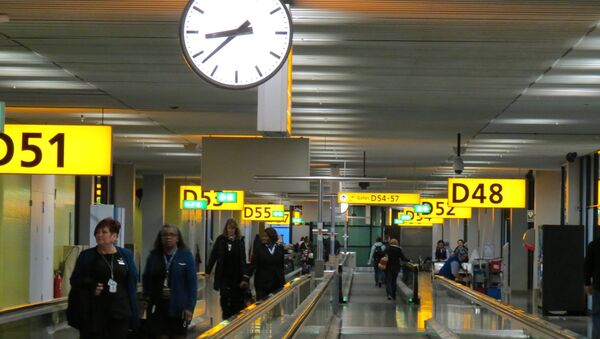 Airport - Sputnik Italia
