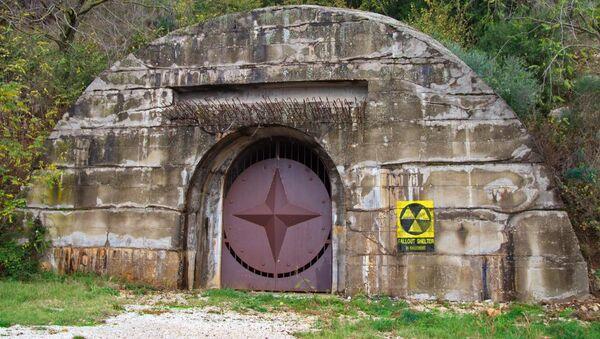 Il bunker antiatomico per il governo italiano. - Sputnik Italia