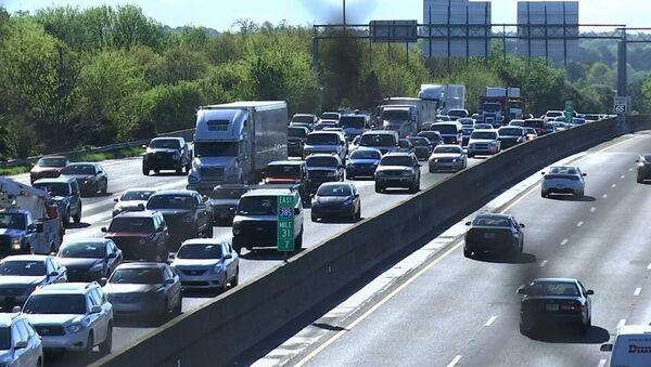 Traffico su un'autostrada - Sputnik Italia