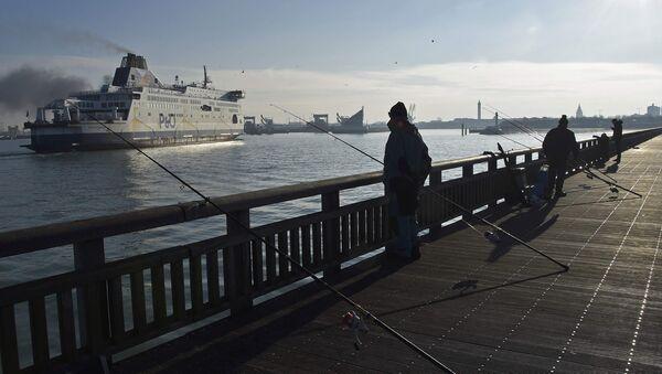 A Channel Ferry - Sputnik Italia