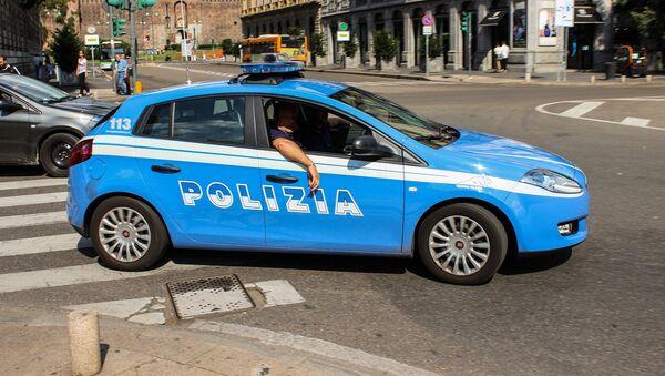 Polizia - Sputnik Italia
