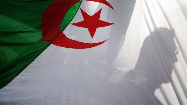 Algeria, bandiera - Sputnik Italia