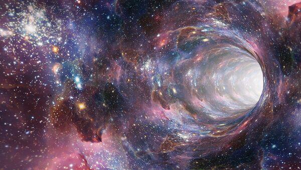 Un cunicolo spazio-temporale - Sputnik Italia