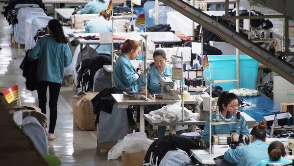 Al lavoro in Cina - Sputnik Italia