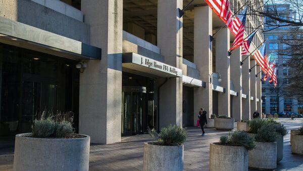 FBI Headquarters in Washington, DC - Sputnik Italia