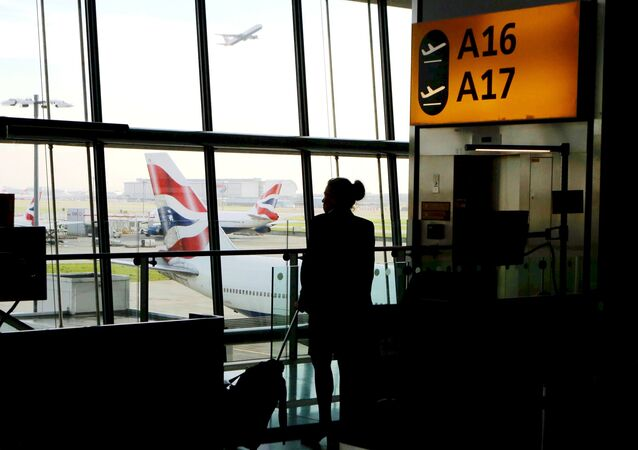 L'aeroporto Heathrow