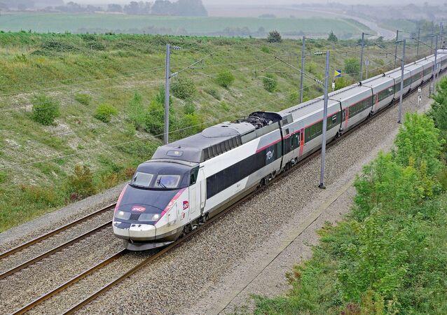 Treno ad alta velocità (TAV)