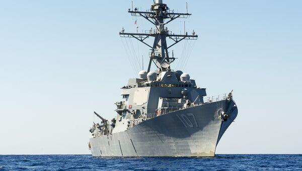 USS Gravely (DDG 107) - Sputnik Italia