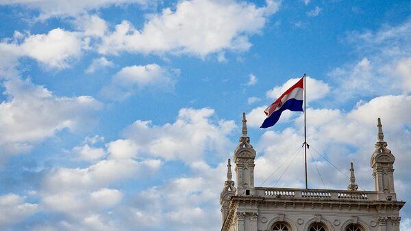 La bandiera di Paraguay - Sputnik Italia