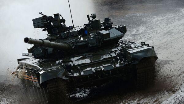 Il carro armato T-90A - Sputnik Italia