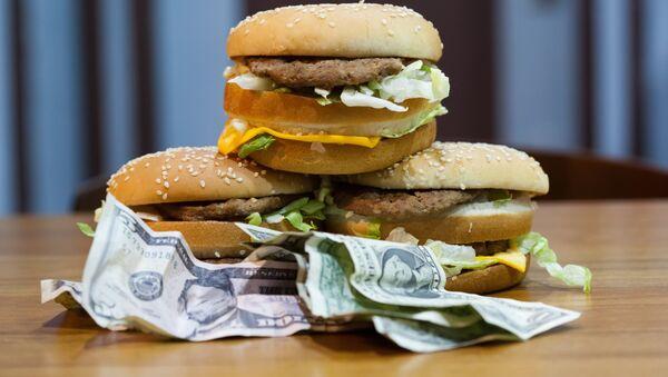 Big Mac Index - Sputnik Italia