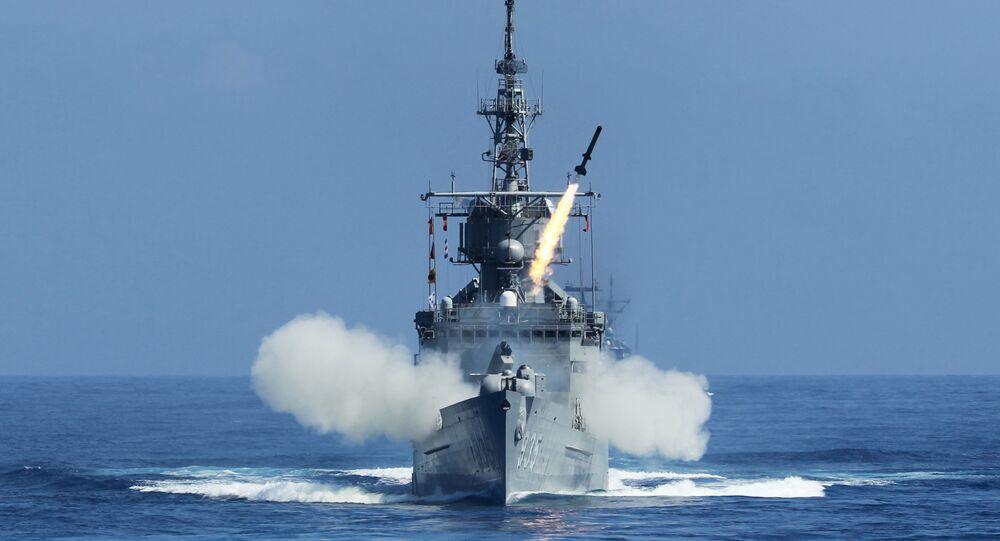 Esercitazioni navali di Taiwan
