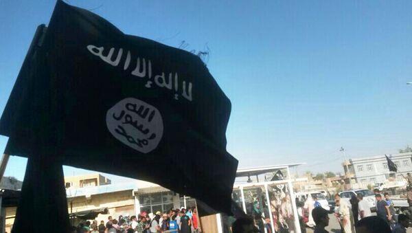 Bandiera dell'Isis - Sputnik Italia