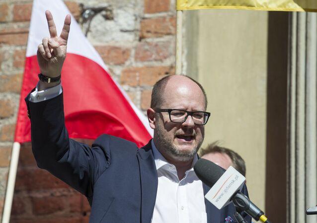 Paweł Adamowicz, sindaco di Danzica