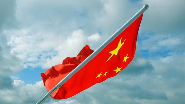 Bandiera Cina - Sputnik Italia