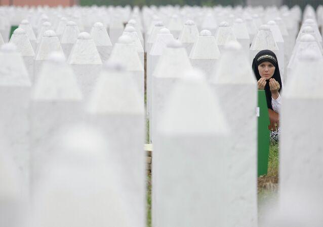 Cimitero di Srebrenica